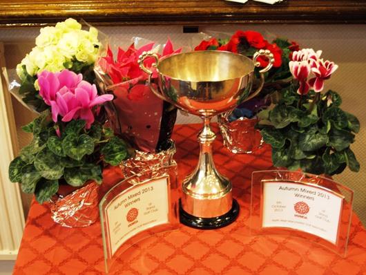 Autumn Mixed Trophy
