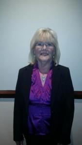 lady president Eileen Taylor